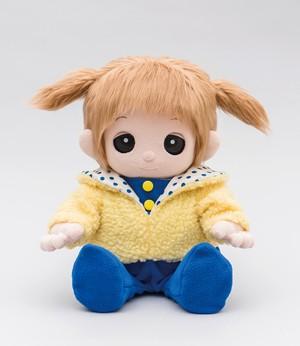 夢の子コレクション47 ふわもこロンパース ★11月初旬発売予定