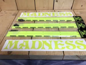 MADNESS REPEAT RAILS レールバー