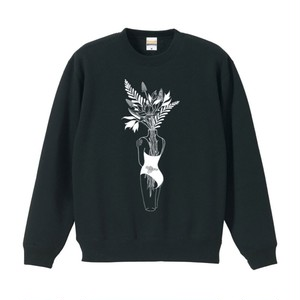 Flower Art Sweatshirt