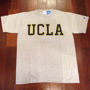 "Champion / チャンピオン |【特価SALE!!!】T1011 "" UCLA "" T-SHIRT / OxGray"
