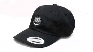 [CAP] HIBRID ENT. LOGO CAP (BLACK)