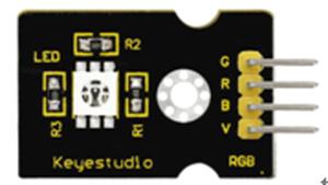 RGBLEDモジュール(Keyestudio製)