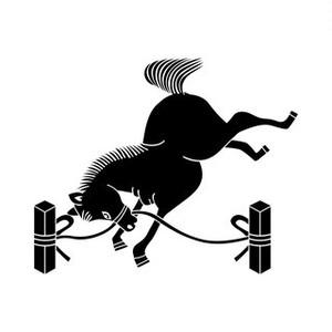 相馬繋ぎ馬 高解像度画像セット