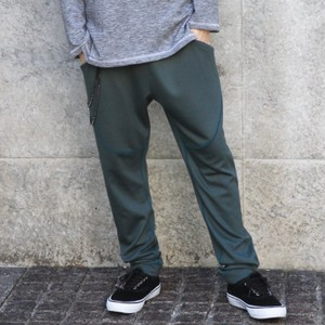 quolt / SMOOTH PANTS / DARK GREEN