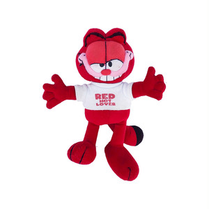 Garfield RED HOT LOVERS Plush Toy