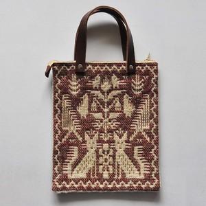 バッグ ヤノフ村の織物 (sa-2391)