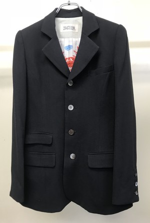 1990s 20471120 FITTED DARTS TAILORED JACKET