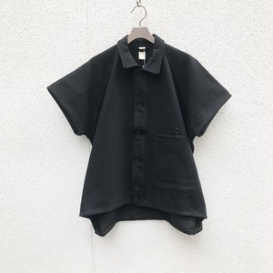 O project -sleeveless jacket