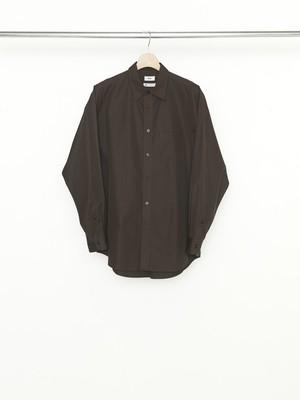 Allege Standard Shirt Brown ALSTN-SH01