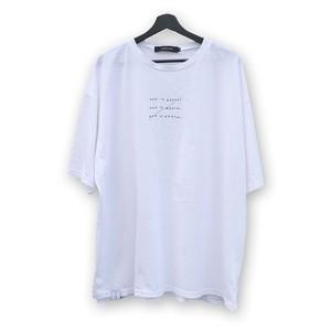 Oversized Cutsew ...MIM... (JFK-036) - White