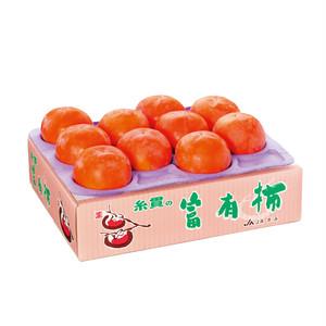 【富有柿】 3Lサイズ-1段(10個入)