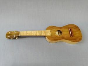 パロサント&カーリーメイプル 古楽器スタイル コンサートサイズウクレレ(ウスレレ)