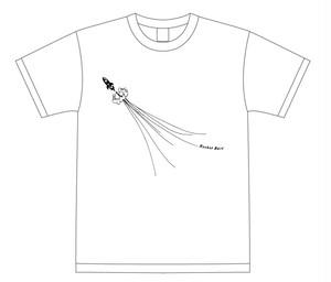 Tシャツ #001 Rocket