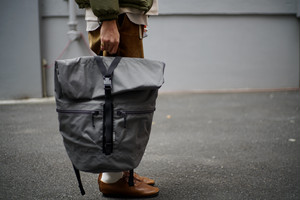 ENDS and MEANS / Refugee Duffle Back Pack