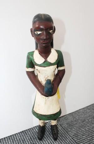 アンティークコロン人形(ナース)