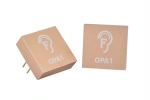 OPA1 【OP AMP】