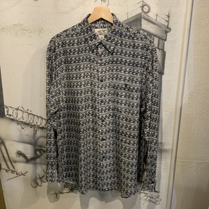 Euro silk design shirt 4
