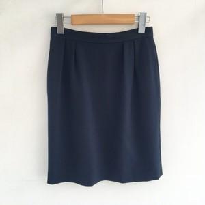 Christian Dior dark green skirt