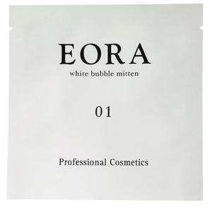 EORA ホワイトバブルミトン(10枚セット)