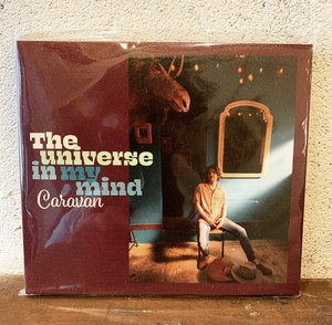 The universe in my mind - Caravan (CD)