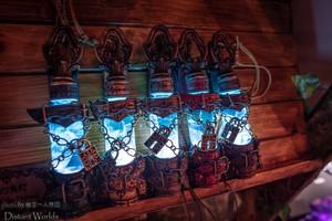 隠者の角灯 電池式