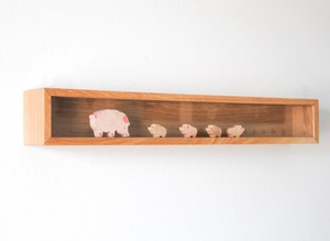 Rack wall(壁掛け式)