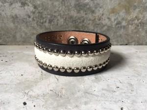 Inlay line wristband