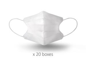 aerumask®(アエルマスク)1ケース(20箱:1000枚入) *個包装無