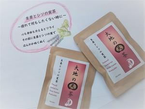 生姜とシソの実茶1バック