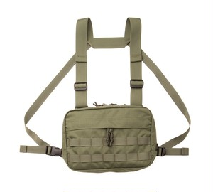 CHEST RIG - CAMO GREEN