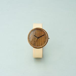 Walnut wood - Natural - L