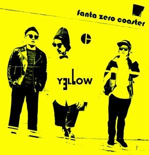 Fanta Zero Coaster YELLOW
