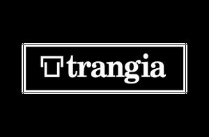 トランギア ステッカー(ホワイト)