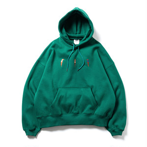 TIGHTBOOTH DIVE TO BLUE HOODIE GREEN