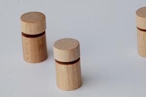 Drumstick cylinder studs