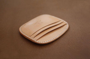 【受注製作】革サドルレザーのカードケース