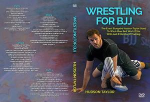 ハドソン・テイラー BJJの為のレスリング