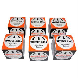 ウィッフル ベースボール 箱入り(6箱セット)