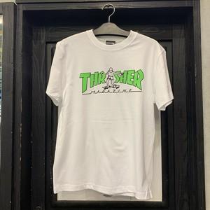 THRASHER : GONZ HOMETOWN S/S TEE