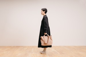 TOOL TOTE[ツクリテ別注]smoky pink / TEJIKA
