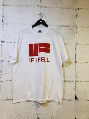 【IF I FELL】LOGO Tシャツ