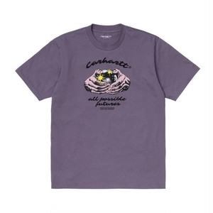【Carhartt WIP】 S/S FORTUNE T-SHIRT  (4色展開) カーハート Tシャツ