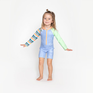 【mini seea】Swamini sunsuit - Azucar