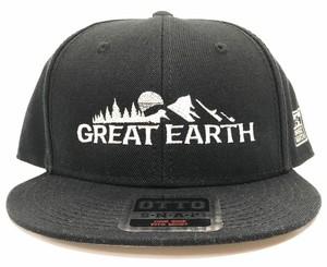 GREAT EARTHオリジナルキャップ第1弾!