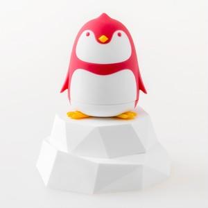 インテリアになるペンギンさんのドライバーセット(レッド) (A00006)