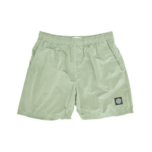 Stone Island Nylon Metal Shorts (Medium Type) Khaki 7015B0943