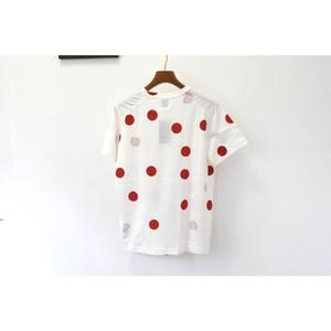 Simva104-0060SP W-Pocket ハリネズミ S/S Tシャツ
