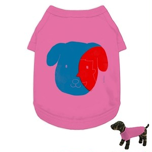 犬TシャツD*飼い主さんとおそろい*