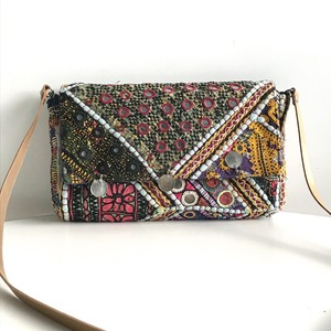 Vintage Embroidery Bag #E