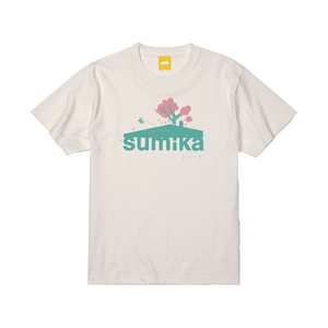 sumika / springTシャツ (バニラホワイト)